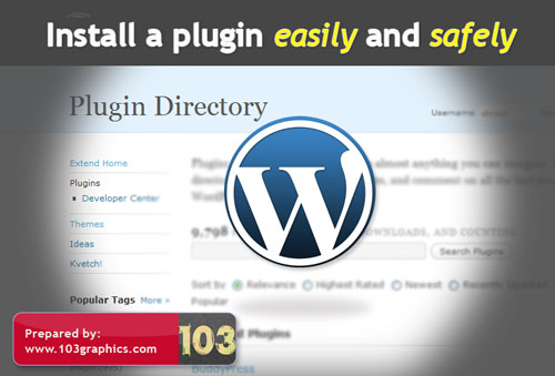 Install a plugin easily and safely :: WP Quick tip 3