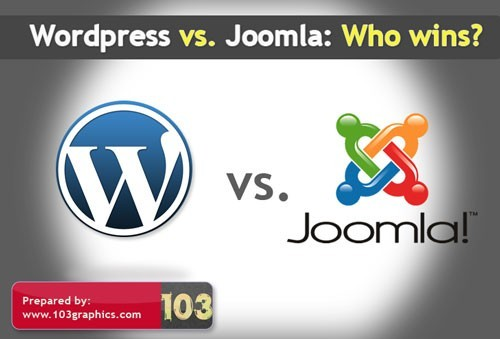 Wordpress vs. Joomla: Where Joomla beats WordPress
